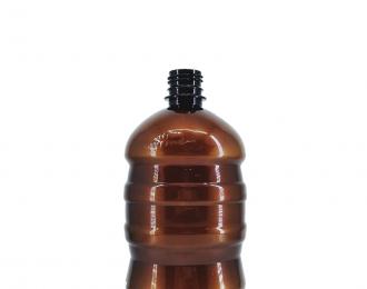 Embalagem pet Redonda para Cerveja – 1000ml – 28mm – REF.F058