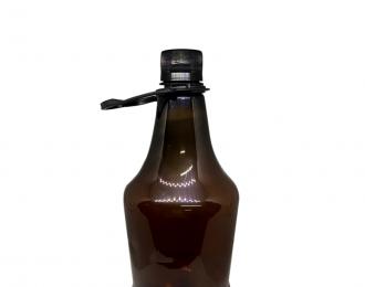 Embalagem pet Redonda para Cerveja – 1000ml – 28mm – REF.F113