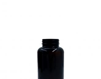 Embalagem pet Redonda para Capsulas e Suplementos – 330ml – 43mm – REF. F131B