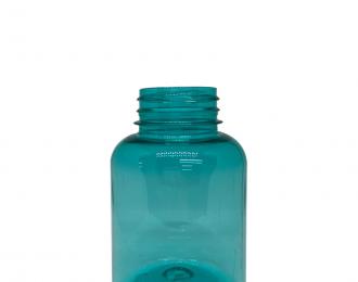 Embalagem pet Redonda para Capsulas e Suplementos– 200ml – Bocal 38mm – REF.F132