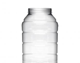 Embalagem pet Redondo para Molhos e Temperos – 900ml – 63mm REF. F138