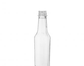 Embalagem pet Redonda para Cerveja – 300ml – Bocal 28mm – REF.F142