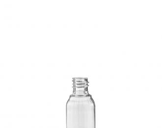 Embalagem pet Redondo para Cosméticos – 30ml – Bocal 18mm – REF F163