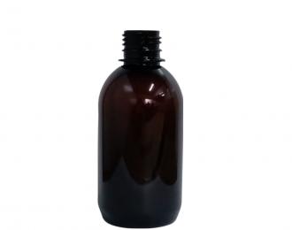 LINHA 17 – 250ml – Bocal 28mm – (F281) – Embalagem pet Redonda para Cosméticos