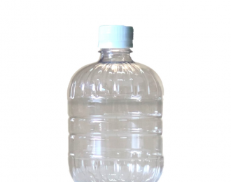 Embalagem pet Redonda para Bebidas – 500ml – Bocal 28mm – REF.F188